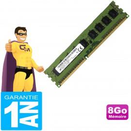 8Go Ram Serveur Micron MT18JSF1G72AZ-1G9E1ZF DDR3 ECC PC3-14900E 2Rx8 CL13