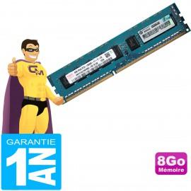 8Go Ram Serveur HYNIX HMT41GU7MFR8C-PB DDR3 ECC PC3-12800E 2Rx8 CL11 1600Mhz