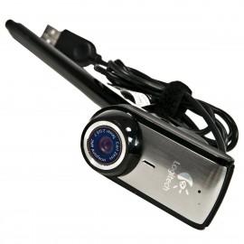 Webcam PC Logitech V-UBU48 860-000026 LZ748BA USB 2.0 QuickCam Notebooks Pro