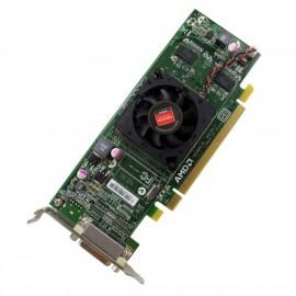 Carte AMD Radeon HD6350 109-C09057-00 V218 01CX3M 512Mo PCI-e DMS-59 Low Profile