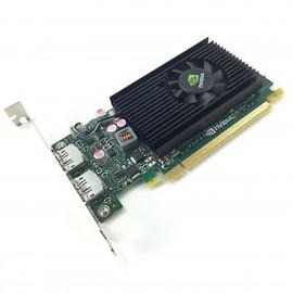 Carte NVIDIA Quadro NVS 310 P2014 678929-001 680653-001 2x DisplayPort PCIe Hp