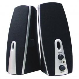 Haut-Parleurs Enceintes Jack 3.5 ADVANCE MUSIC SOUND SP-208 PC Mac Speakers NEUF