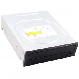 """Lecteur DVD Interne 5.25"""" Philips LITE-ON DH-16D6SH 032DXV SATA 48x 16x Noir"""