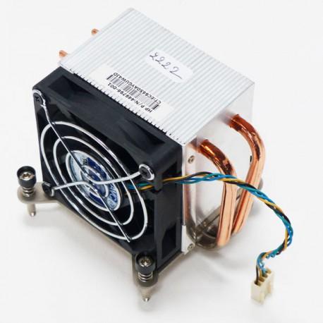 Ventirad Dissipateur Ventilateur CPU 449796-001 HP COMPAQ DC7800 SFF socket 775