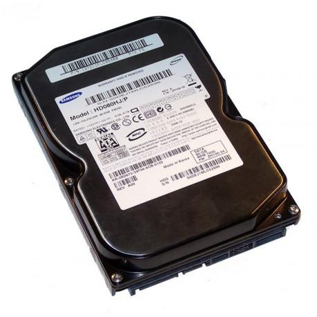 "Disque Dur 3,5"" SAMSUNG ELECTRONICS - HD080HJ/P - 80Go - SATA - 7200RPM - 8Mo"