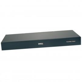 Switch KVM Dell PowerEdge 2160AS 0RP163 0TF430 16x RJ-45 2x VGA 2x PS/2 1x DB-9M
