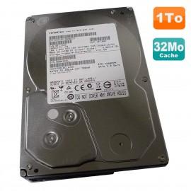 "Disque Dur 1To SATA 3.5"" Hitachi UltraStar A7K2000 HUA722010CLA331 0F11540 32Mo"