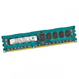 4Go RAM Serveur HYNIX HMT351R7EFR8A-H9 DDR3 PC3L-10600R Registered ECC 1.35v CL9