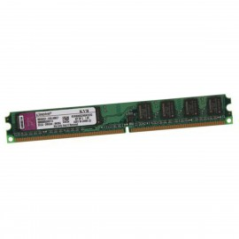 1Go RAM PC Bureau Kingston KVR800D2N5K2/2G 240Pin DDR2 PC2-6400U CL6 Low Profile