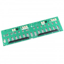 """Carte Backplane Board 15x SAS Dell 0JH544 JH544 PC286 PowerVault MD1000 HDD 3.5"""""""
