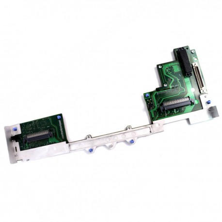 Carte Backplane Board 2x SCSI Dell 0U9580 U9580 T9758 Serveur PowerEdge 1850