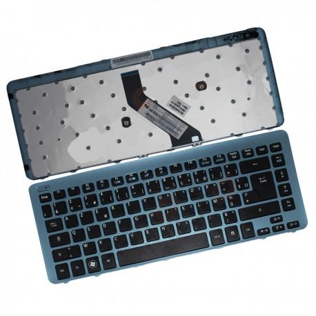 Clavier PC Portable AZERTY Acer V5-471P V5-471PG 60.M1BN1.015 6M.4TUKB.040 NEUF