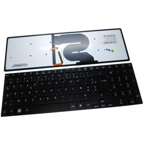 Clavier PC Portable AZERTY Acer Aspire Ethos AEZYGF00010 KB.I170A.421 V125746AK1