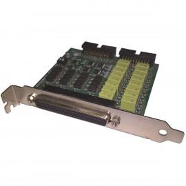 Carte Série 15CH DI/16CH D0 B21701675 A2011050100 Port DB37 Femelle 2x 20-Pin