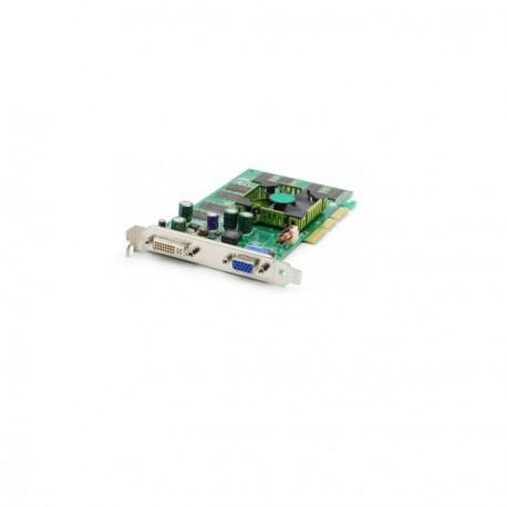 Carte Graphique NVIDIA Quadro FX 500 AGP 4/8X 128Mo DDR SDRAM VGA DVI-I 0U0842