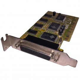 Carte Série PCI RS232 DB44 RX1 RX2 4056 RX14056P RX24056A Low Profile