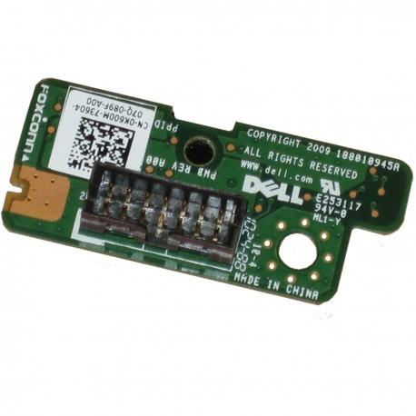 Module Dell 089P8D 89P8D 0K600M K600M OptiPlex 790 990 USFF Power Button Board