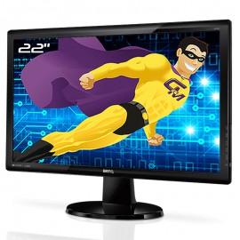 "Ecran PC 21.5"" BENQ G2255 GL2250-TA 9H.L8CLA.T8E TFT 16:9 VGA VESA 1920x1080"
