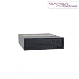 Graveur interne DVD±RW Double Couche Hitachi LG GSA-H73N 48x SATA Noir