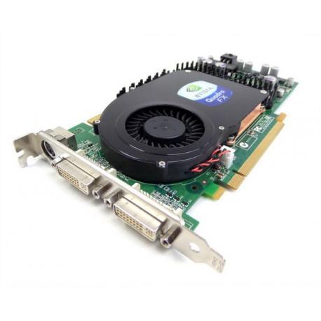 Carte Graphique NVIDIA Quadro FX 3450 PCI-Express 256Mo DDR3 Dual DVI-I