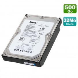 """Disque Dur 500Go 3.5"""" SATA Seagate Dell ST3500320NS 9CA154-053 0K366T Barracuda"""