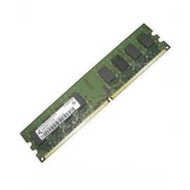 Ram Barrette Mémoire Qimonda 256MB DDR2 PC2-4200U HYS64T32000HU-3.7-A Pc Bureau