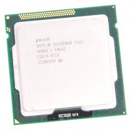 Processeur CPU Intel Celeron Dual Core G465 SR0S8 FC-LGA1155 1.90Ghz 1.5Mo 5GT/s