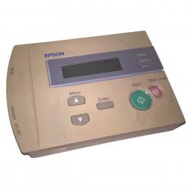 Boitier Ethernet Scanner EPSON EU-43 SCSI RJ-45 10/100Mbps Network Image Scanner
