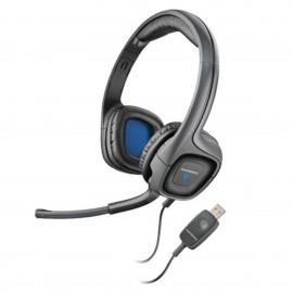 Ecouteurs Micro-Casque PLANTRONICS Audio 655 DSP 80935-15 USB 2m Noir Headset