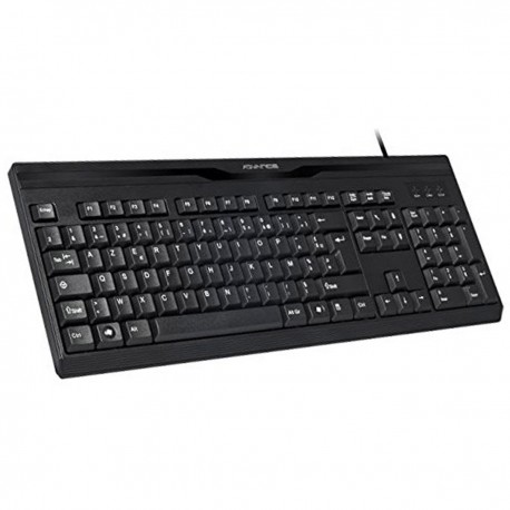 Clavier Filaire AZERTY USB ADVANCE CLA-901U 113 Touches Noir PC Keyboard NEUF
