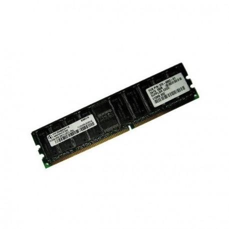 Ram Barrette Mémoire INFINEON 256MB DDR PC-2100R HYS72D32501GR-7-A ECC REG