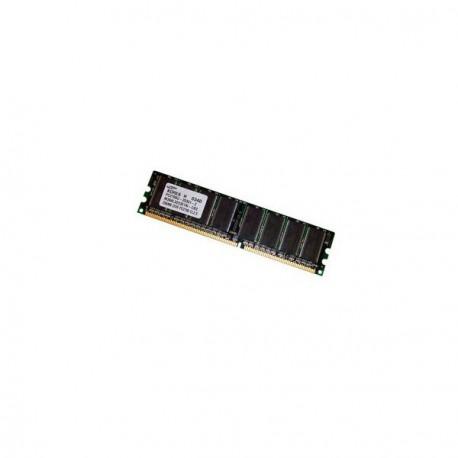 Ram Barrette Mémoire SAMSUNG 256MB DDR PC-2700U 333MHz M368L3223ETN-CB3