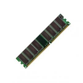 Ram Barrette Mémoire MICRON 256MB DDR PC-3200U MT8VDDT3264AG-40BG4 1Rx8 CL3 PC