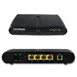 Modem Router THOMSON SpeedTouch ST546 V6 4x RJ-45 10/100Base-T 1x RJ-11
