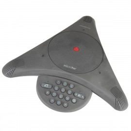 Module Conférence POLYCOM SoundStation 2201-03308-103 1668-07021-101 Rev C RJ-45