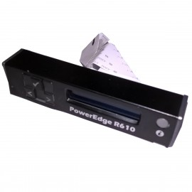 Bouton Alimentation Power Dell PowerEdge R610 Affichage LCD Serveur