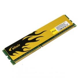 Ram Barrette Mémoire ELIXIR 2Go DDR3 PC3-12800U M2P2G64CB8HC9N-DG 1600Mhz Pc