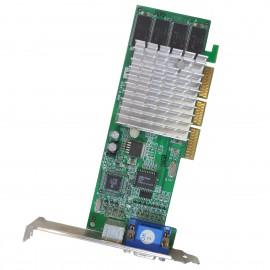 Carte Graphique LEADTEK WinFast GeForce2 MX200 LR2853 AGP 4x/8x 64MB VGA S-Video