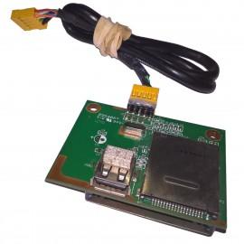 Lecteur Carte RI727-3PCB11-10 RI758 1A3285L01-000 USB 2.0 SD/MMC CF I/II MD