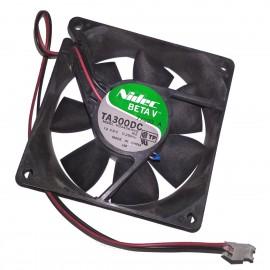 Ventilateur PC NIDEC TA300DC M33406-55G 06H1795 80x80x25mm 12V 2-Pin Fil 24cm