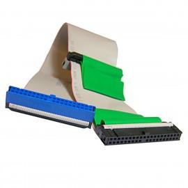 Câble Nappe IDE HP 108950-038 3x 39-Pin 38cm X4000 D300 D500 D510 Disque Dur