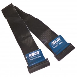 Câble Nappe Lecteur Disquette ASUS 34-Pin/33-Pin 54cm Floppy Disk Drive Adapter