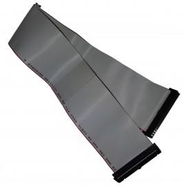Câble Nappe IDE Z13441880200 3x 40-Pin 42cm Disque Dur Lecteur CD-ROM DVD