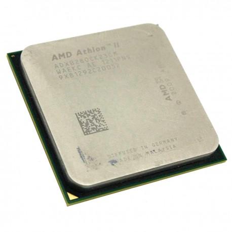 Processeur CPU AMD Athlon II X2 B28 3.4GHz 2Mo ADXB280CK23GM Socket AM2+ AM3