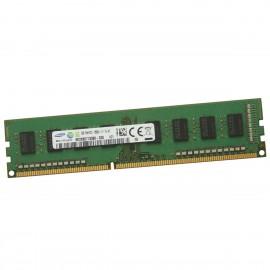 2Go RAM PC Bureau Samsung M378B5773QB0-CK0 DDR3 240-Pin PC3-12800U 1600MHz 1Rx8