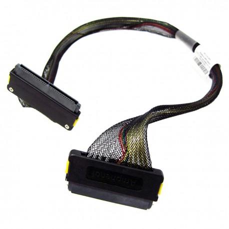 Câble SAS SPS-CA HP 361316-009 393275-001 46cm Serveur ProLiant ML350 Backplane
