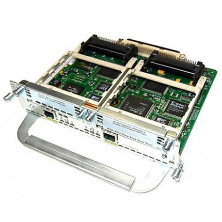 Module Rack Routers Cisco 2FE2W-W1 800-04797-01G0 SCSI 2x RJ-45 100/100 Base TX