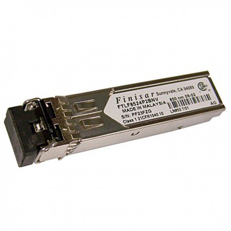 Adaptateur GBIC Transceiver Finisar FTLF8524P2BNV 1000 Base-SX SFP 4Gbps