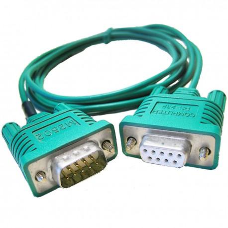 Câble Adaptateur APC M2502 BackUPS / SmartUPS DB-9 Mâle DB-9 Femelle RS-232 NEUF