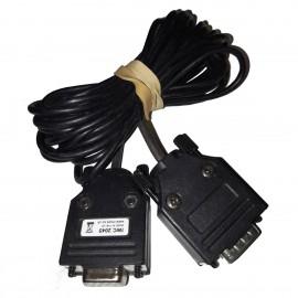 Câble Adaptateur IRISYS IWC 2045 Série DB-9 Mâle DB-9 Femelle RS-232